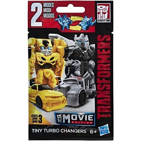 TRANSFORMERS MV6 TINY TURBO CHANGES #E0692